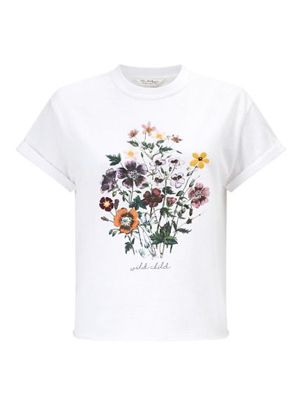 shirt 'wild Miss slogan Selfridge child' t White qYYBw1C