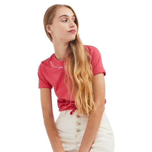 Kiss Selfridge shirt and tell t Miss U4w1q67