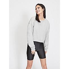 Miss Selfridge - Black cycling shorts