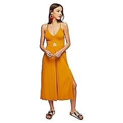 Yellow Miss Selfridge Playsuits Jumpsuits Sale Debenhams