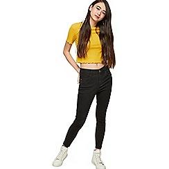 Miss Selfridge - Petite black sofia jeans