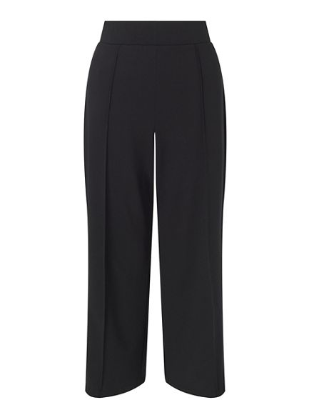 trousers Miss Black cropped jersey Selfridge leg wide aHpvfB
