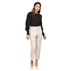 Miss Selfridge - Blush cigarette trousers
