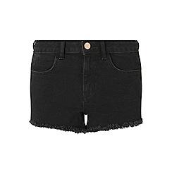 Miss Selfridge - Black shorts