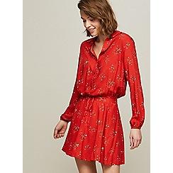 Miss Selfridge - Floral flippy skirt