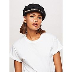 404aa112886 black - Berets - Miss Selfridge - Accessories - Women