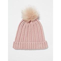 Beanie   bobble hats - Miss Selfridge - Hats - Women  054e4a165ea
