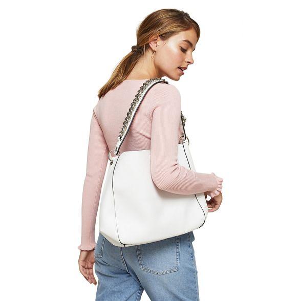 Miss shoulder detail Selfridge Chain bag z6fwzqr