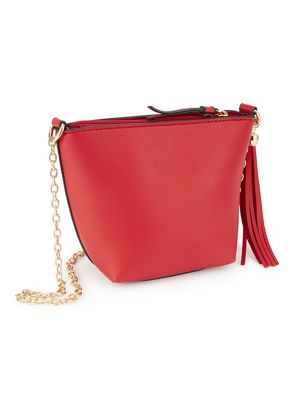 Miss Selfridge   Mini Bucket Cross Body Bag by Miss Selfridge