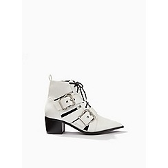 Miss Selfridge - Abigail buckle boots
