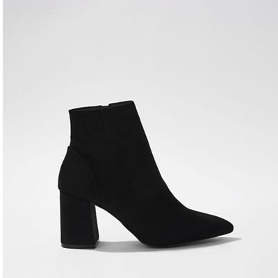 Miss Selfridge - Abi point block heel boots