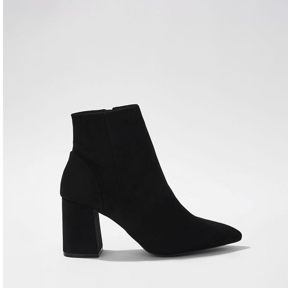 Abi boots point heel block Miss Selfridge Z45qBB