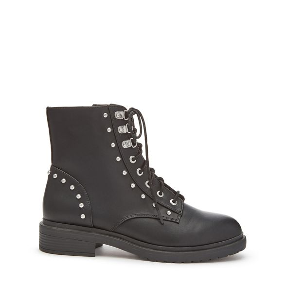 stud Selfridge boots military Miss Alexa YEqU7