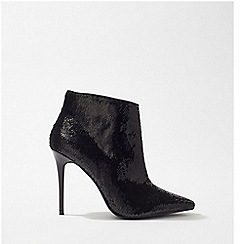 Miss Selfridge - Ailise sequin stiletto boots