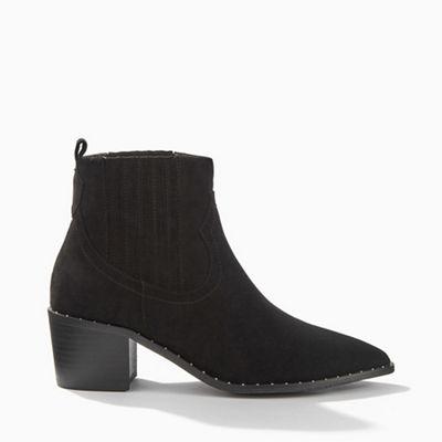 51206d4fe3e Miss Selfridge Brooke Western Boots by Miss Selfridge