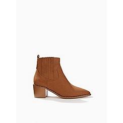 Miss Selfridge - Brooke western boots