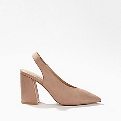 Miss Selfridge - Carrie slingback heel sandals