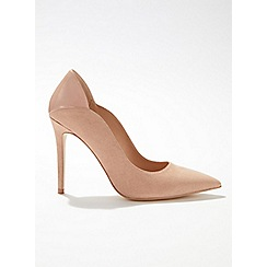 Miss Selfridge - Celine patent back court shoes