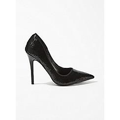 Miss Selfridge - Cindy court shoes