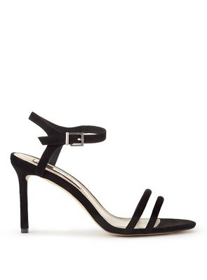 Miss Selfridge - Cassie barely there stiletto heel sandals