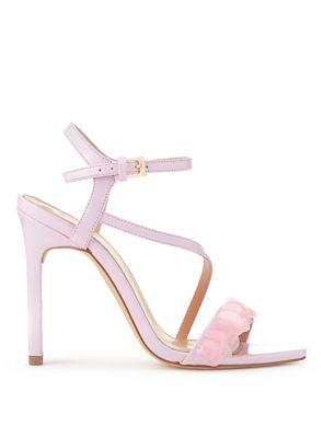 Miss Selfridge - Carrie sequin stiletto heel sandals
