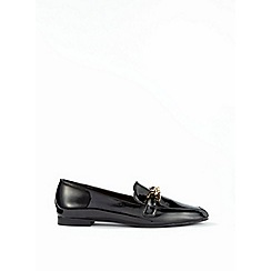 Miss Selfridge - Fancy trim detail loafers