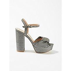 ea30109b93228 Block heel - Ankle strap sandals - Miss Selfridge - Sandals - Women ...