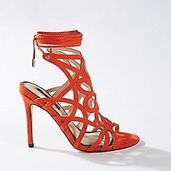 Miss Selfridge - Hun caged stiletto heel sandals