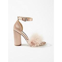 5a829b04c19 Block heel - Ankle strap sandals - Miss Selfridge - Sandals - Women ...