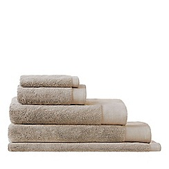 Sheridan - Natural 'Luxury Retreat' Turkish cotton towels