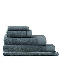 Sheridan - Bule 'Luxury Retreat' Turkish cotton towels