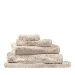 Sheridan - Natural 'Living Textures' towels