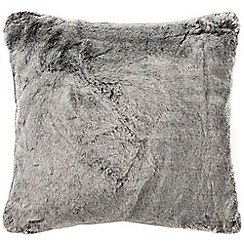 Sheridan - Dark grey 'Dalmar' cushion