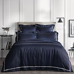 Sheridan - Navy 1200 thread count 'Palais lux' duvet cover
