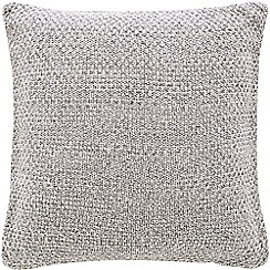 Sheridan - Pale grey 'Earley' cushion