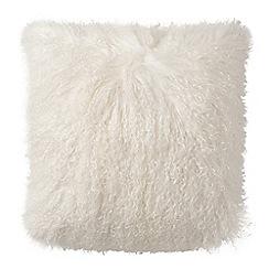 Sheridan - Light cream 'Bligh' cushion