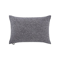 Sheridan - Near black 'Alena' cushion