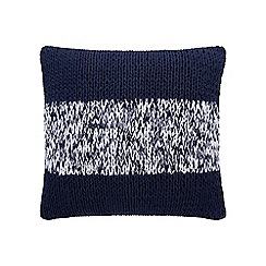 Sheridan - Navy 'Donnelly' cushion
