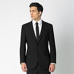 Karl Jackson - Black machine washable suit jacket