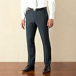 Ben Sherman - Teal tonic camden skinny fit suit trouser