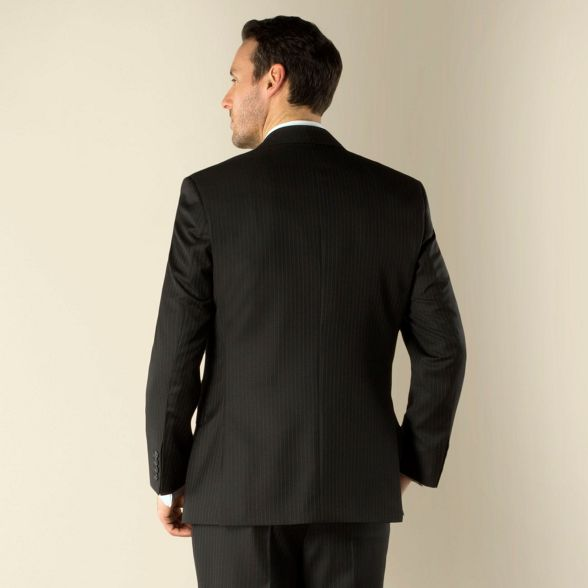 fit button stripe jacket 2 Black suit Racing regular Green qZ7acwI