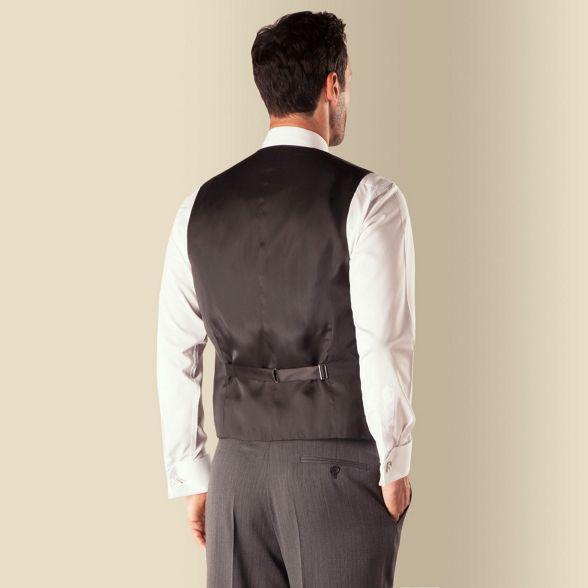Racing fit Grey waistcoat suit button 5 regular Green front herringbone UarfWUqw
