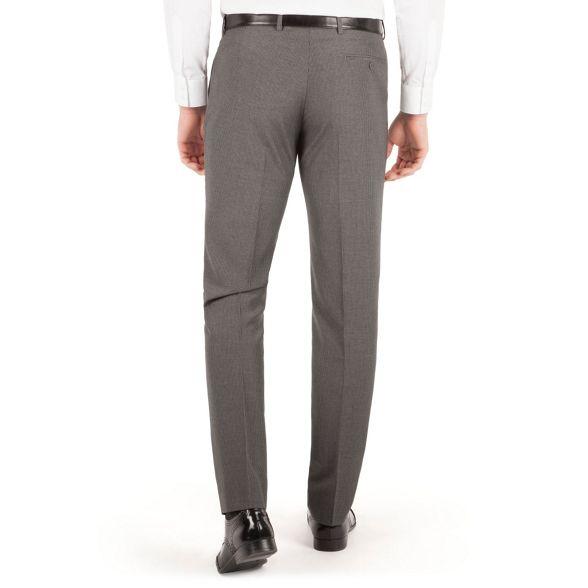 suit 2 Thomas slim Nash stripe fit Grey trouser button narrow xq48Fwq