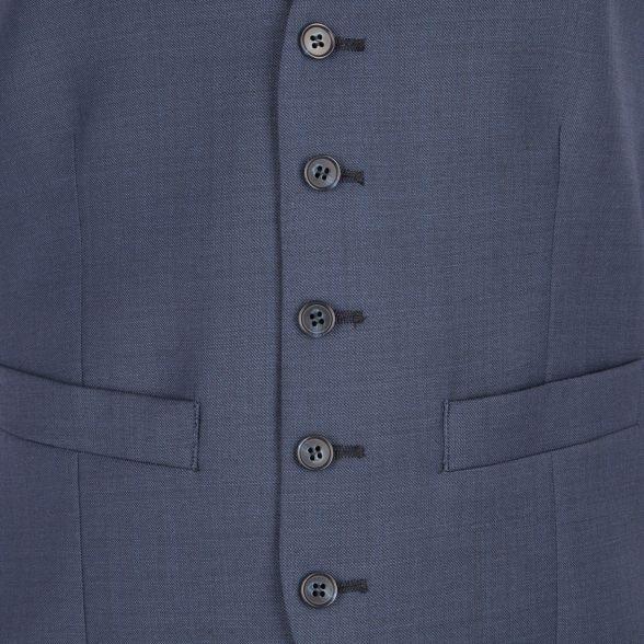 BLue pick waistcoat and pick Racing Green B7qx1wx5z