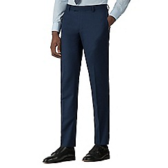 Red Herring - Sapphire twill slim fit trousers
