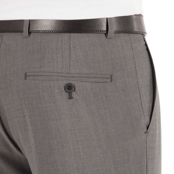 regular trouser fit panama Jackson Mid Karl grey washable 8wOPFaqnXx