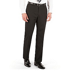 The Collection - Black stripe regular fit suit trouser