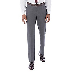 The Collection - Grey broken check tailored trouser