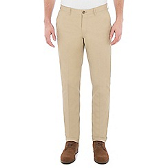 Jeff Banks - Stone twill chino trouser