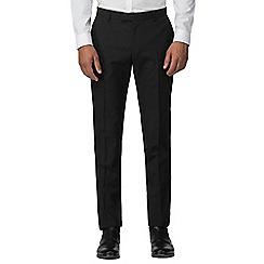 Red Herring - Black dresswear slim fit trouser